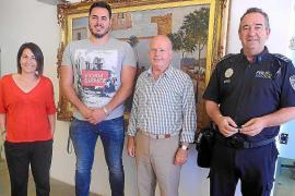 Nuevo agente en Sant Antoni