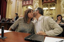 El PP fuerza la comparecencia de Armengol y Barceló en el Senado por los contratos de Més