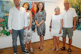 El artista Andrei Shchurok presenta su obra en la galería Art Mallorca