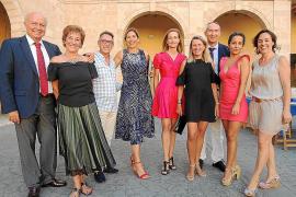 Clausura  de curso 2016-17 de la Escuela de  Turismo Felipe Moreno