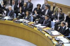 Gadafi, un 'apestado' internacional tras las sanciones de la ONU