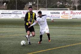 Terán y Barragán, nuevos jugadores de la UD Ibiza - Ciudad de Ibiza