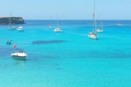 El PP denuncia el gasto de 100.000 euros en informes sobre fondeos en Formentera