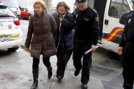 El juez decreta prisión bajo fianza de 300.000 € para Cerdó y de 100.000 para Cortés