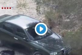 La policía cree que el detenido por disparar a dos agentes en Gavà mató a dos hombres