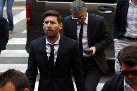 Messi eludirá la cárcel si paga 252.000 euros de multa tras ser condenado por fraude fiscal