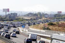 Las carreteras de Baleares soportarán este verano el tráfico de más de 805.000 coches