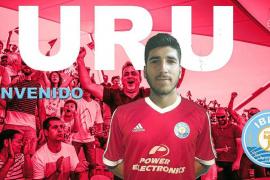 'Uru' arma la defensa de la UD Ibiza-Ciudad de Ibiza