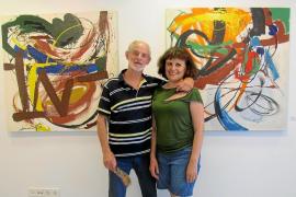 El viaje introspectivo de Berrutti y Charo Villa se muestra en Can Jeroni