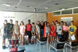 Cinco centros educativos piden carriles bici al Consell d'Eivissa