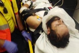 Prisión provisional sin fianza para el detenido por disparar a dos policías en Gavà