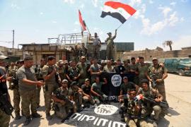El primer ministro iraquí declara la «victoria» en Mosul