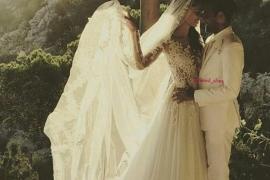 El futbolista Dani Alves y la modelo Joana Sanz se casan en las Pitiusas