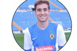 Carlos Aldeguer, nuevo jugador del Juvenil División de Honor de la Peña Deportiva