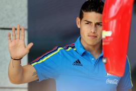 James se va cedido al Bayern Munich dos temporadas