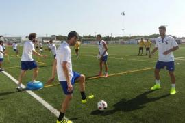 El Formentera regresa a los entrenamientos para preparar la temporada en Segunda División B