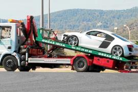 Condenado a dos años de cárcel y sin carnet un conductor que cometió un arrollamiento mortal en Ibiza