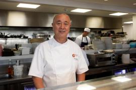 Nobuyuki Matsuhisa: «Lo que quiero es que mis clientes se sientan felices con mi comida»