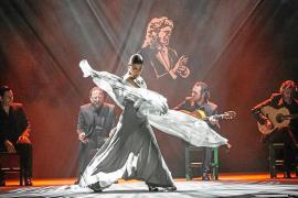 Sara Baras rinde homenaje a los «maestros del flamenco» en 'Voces'