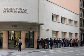 Balears registra la primera caída interanual del paro desde mayo de 2007