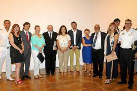 Nombramiento de Sebastià Roig como primer cónsul honorífico de Rusia en Mallorca