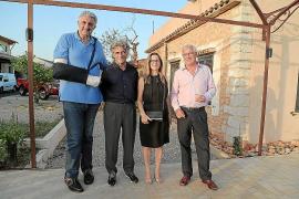 Cata y cena solidarias en Bodegas. J.L. Ferrer