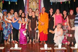 Celebración del 82 aniversario del Dalai Lama