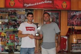 Néstor Salinas, nuevo jugador del Real Mallorca