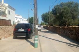El PP de Formentera denuncia problemas de movilidad los días del mercado artesano en La Mola