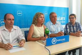 El PP acusa al PSOE de Sant Josep de actuar con prepotencia y sin consenso