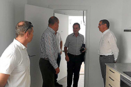 Los 36 pisos de VPO de Puig d'en Valls se entregan a fin de mes