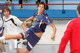 El H.C. Eivissa incorpora al central Francho Hernández