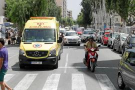 El infierno de conducir en Ibiza