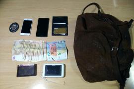 Detenido un hombre por un presunto delito de hurto en Sant Antoni