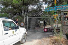 Santa Eulària notifica a la propiedad del polvorín que debe ser desalojado en 48 horas