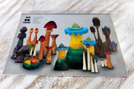 Apneef obtiene 17.200 euros de la venta de su calendario solidario (Fotos: Daniel Espinosa).