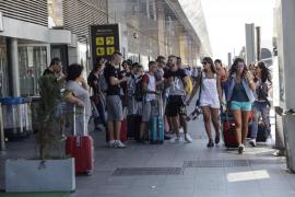 Más de medio millón de pasajeros llegaron a Ibiza en 'low cost' en la primera mitad del año