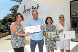 Apneef recauda 17.200 euros con la venta de su calendario solidario