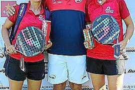 Reina Antúnez y Natalia Bonet se imponen en el Padua Open