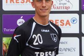 Alberto González, nuevo defensa de la Peña Deportiva