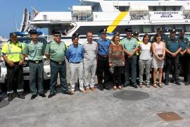 Descienden un 55% los robos en casas rurales de Formentera