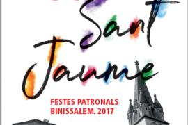 Sant Jaume 2017 en Binissalem