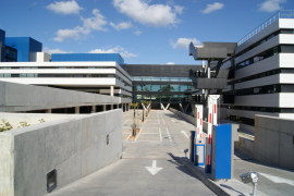 CCOO pide explicaciones sobre la reducción de plazas de aparcamiento para personal en el Hospital Can Misses
