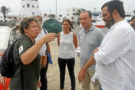 Formentera espera asumir el control de los fondeos antes del fin de la legislatura