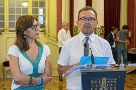 PSOE y Més avisan a Podemos de que votar con el PP «tendrá consecuencias»