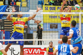El Club Voleibol Eivissa dice tener «difícil» jugar en Superliga