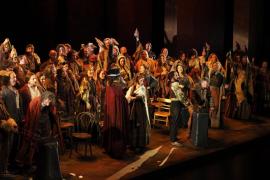 Sant Antoni retransmite mañana en directo la obra 'Il trovatore'