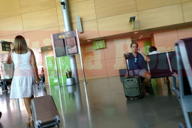 Álvaro Gijón, escapada a Ibiza tras declarar ante el juez