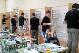 Diez mil alumnos solicitan plaza en la Formación Profesional