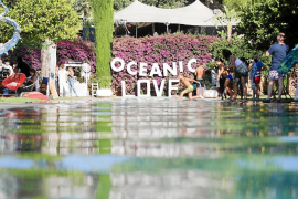 Ibiza se une para salvar los oceános